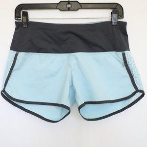 Lululemon Blue Gym Shorts Women's  size 4